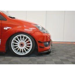 Ailes de pare-chocs avant (Canards) Ford Fiesta ST Mk6 , Fiesta MK6 / MK6 ST
