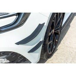 Ailes De Pare-Chocs Avant (canards) Renault Megane Iv Rs