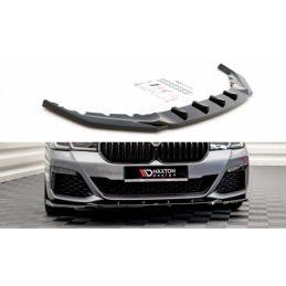Lame Du Pare-Chocs Avant V.2 BMW 5 G30 Facelift M-Pack Texturé, NOUVEAUX PRODUITS