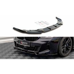 Lame Du Pare-Chocs Avant BMW 6 GT G32 M-Pack Texturé, NOUVEAUX PRODUITS