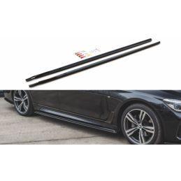 Rajouts Des Bas De Caisse BMW 7 M-Pack G11 Texturé, NOUVEAUX PRODUITS