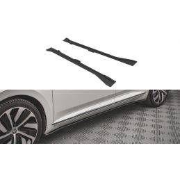 Street Pro Rajouts Des Bas De Caisse Volkswagen Arteon R-Line Facelift Noir-Rouge, NOUVEAUX PRODUITS
