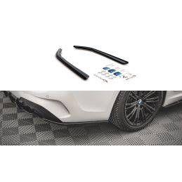 Lames De Pare-Chocs ArrièreLatérales V.2 BMW 3 G20 / G21 M-Pack Look Carbone, NOUVEAUX PRODUITS