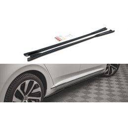 Rajouts Des Bas De Caisse Volkswagen Arteon R-Line Facelift Noir Brillant, NOUVEAUX PRODUITS