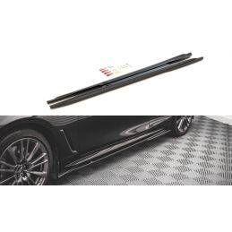 Rajouts Des Bas De Caisse Infiniti Q60 S Mk2 Noir Brillant, NOUVEAUX PRODUITS